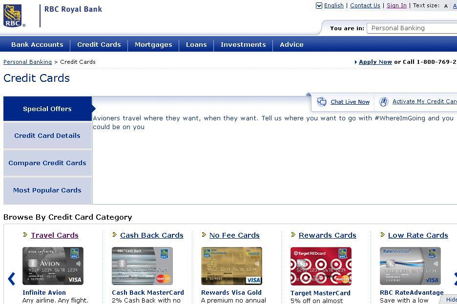 Rbc visa email address mail